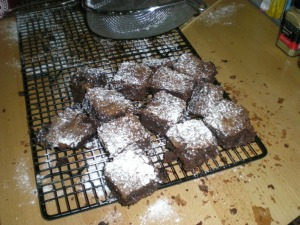 nigel slater's fantastic brownies